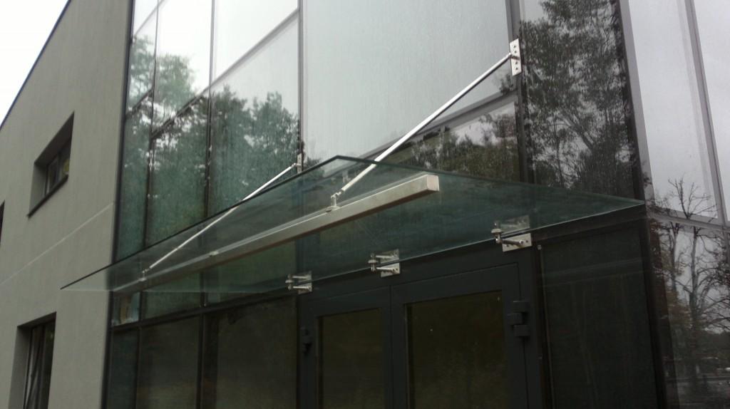 Stiklinis stogelis