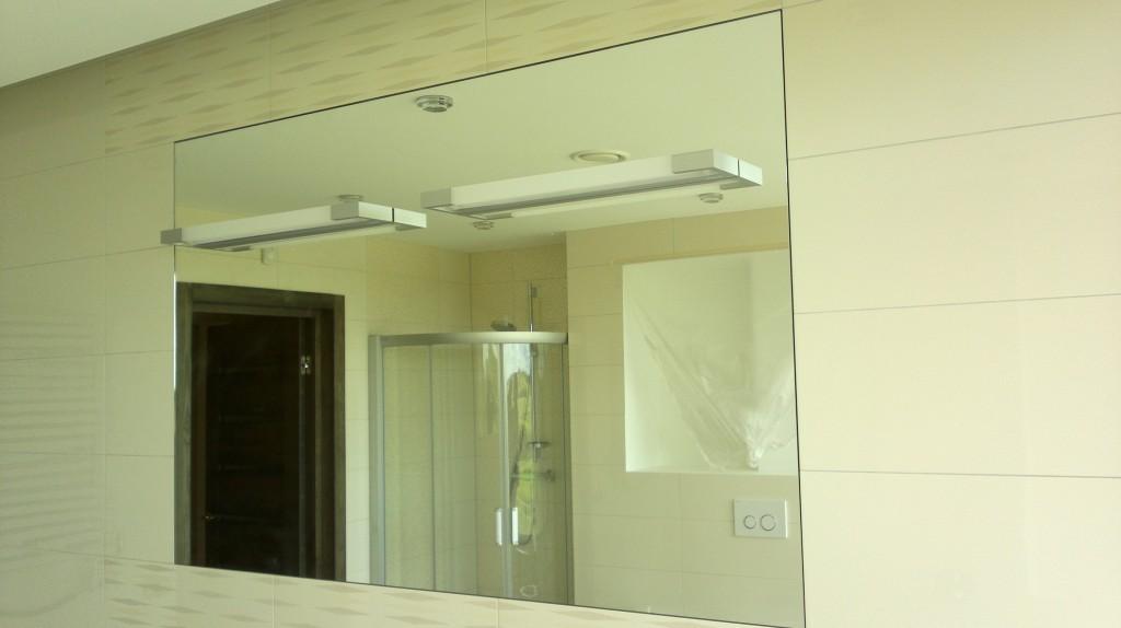Vonios kambario veidrodis